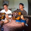 Jamming with Timmy